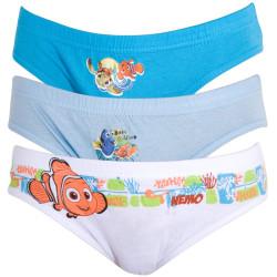 3PACK Chlapecké Slipy Disney Hledá Se Dory