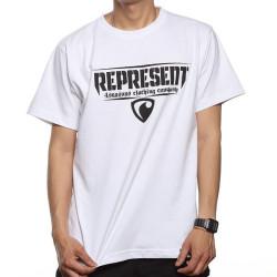 Pánské tričko Represent Member White