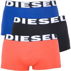 Pánské Boxerky Diesel Seasonal Edition Black Orange Purple