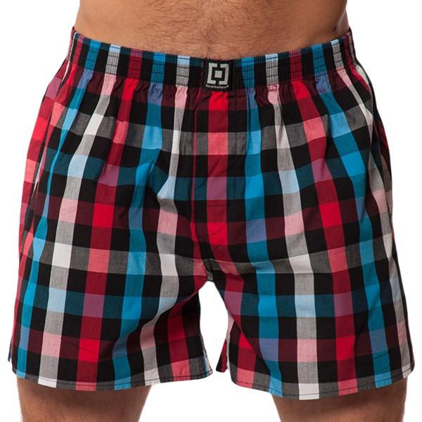 Pánské Trenky Horsefeathers Sin Boxer Shorts Red S