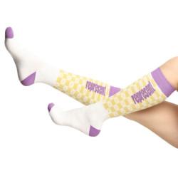 Ponožky Represent Podkolenky Socks Knee Pat Two Červené