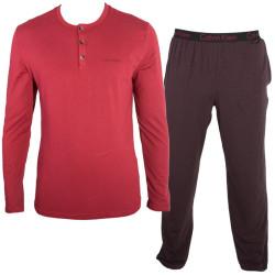 Pánské Pyžamo Calvin Klein Red Black