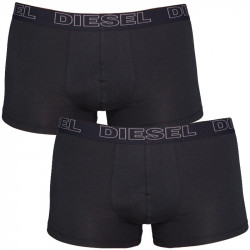 2Pack Diesel Boxerky Shawn Boxers The Essential Black