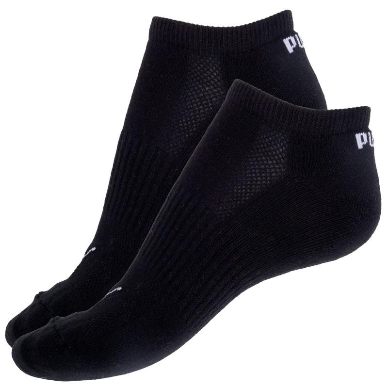 2PACK Ponožky Puma Sneaker Black