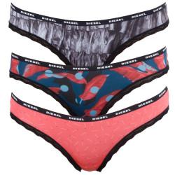3PACK Dámská Tanga Diesel Stars Tramp