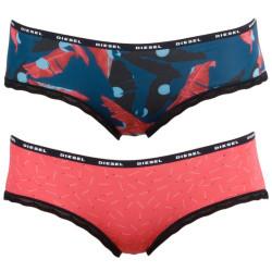 2PACK Dámské Kalhotky Diesel Celebriti Panties Tramp