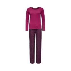 Dámské pyžamo Calvin Klein fialové (QS5360E-OPF)