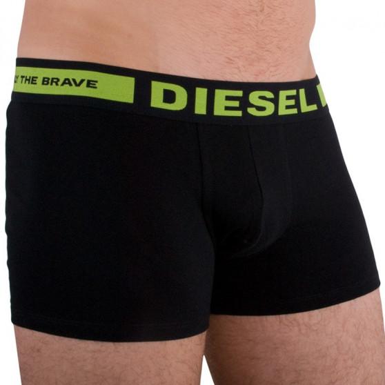 3PACK pánské boxerky Diesel černé (00CKY3-0BAOF-01)