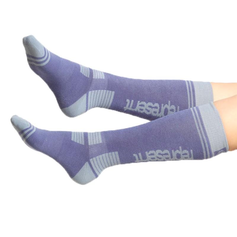 Ponožky Represent podkolenky socks knee tmavě modré S