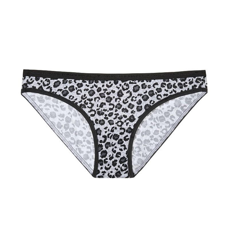 Dámské kalhotky Victoria's Secret bikini twice the animal print S