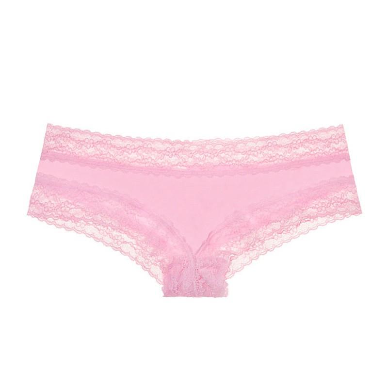 Dámské kalhotky Victoria's Secret cheeky pink bubble