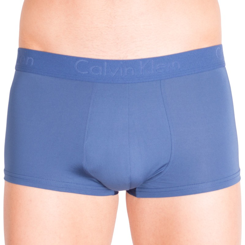 Pánské boxerky Calvin Klein infinite color tmavě modré S