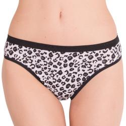 Dámské kalhotky Victoria's Secret bikini twice the animal print