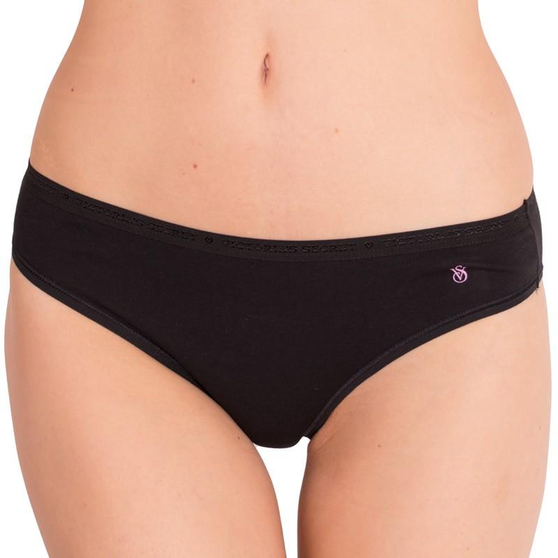 Dámské kalhotky Victoria's Secret bikini black S