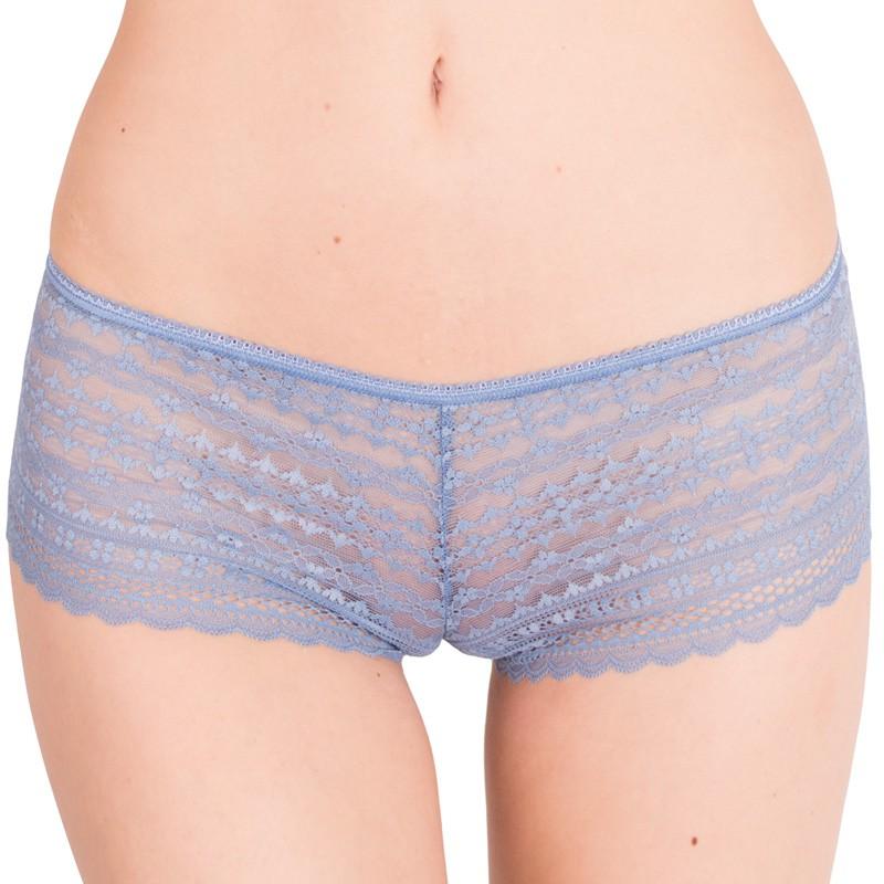 Dámské kalhotky Victoria's Secret shortie baby blue S