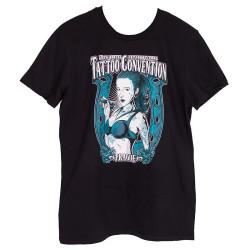 Pánské triko Tattoo Convention černé