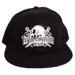 Kšiltovka Tattoo Convention černá