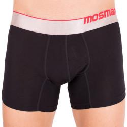 Pánské boxerky Mosmann Australia long boxer classic black