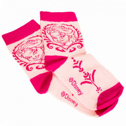 Ponožky Disney Frozen Elsa růžové