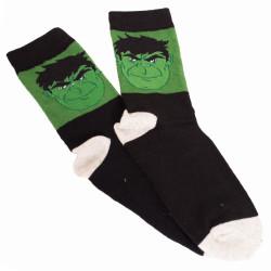 Ponožky Avengers Hulk zelené