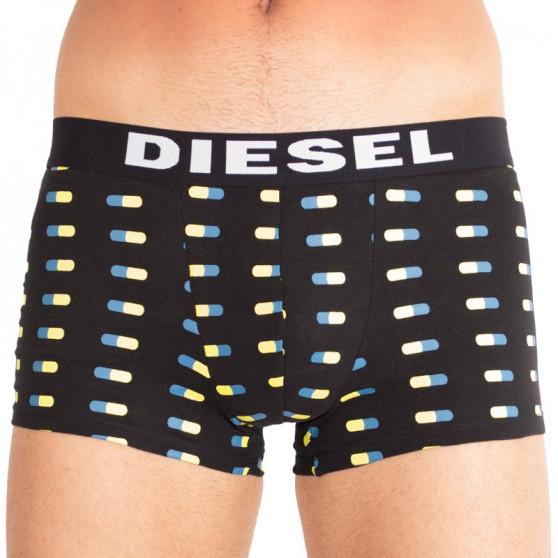 2PACK pánské boxerky Diesel vícebarevné (00S9DZ-0TAPJ-02)
