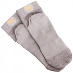 2PACK ponožky Puma performance multisport keep dry quarter šedé