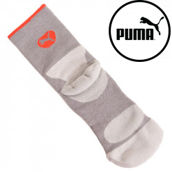 Ponožky Puma performance training dynamic support short crew šedé
