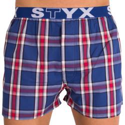 Pánské trenky Styx sportovní guma vícebarevné (B620)