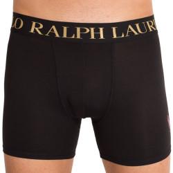 Pánské boxerky Ralph Lauren černé (714587229006)