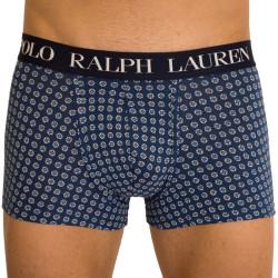 Pánské boxerky Ralph Lauren s obrazcem modré