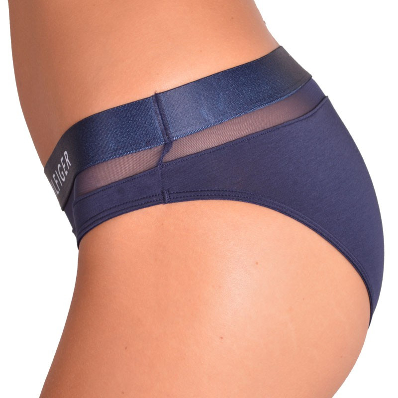 15fe1c64d90 Dámské kalhotky Tommy Hilfiger tmavě modré (UW0UW00022 416)