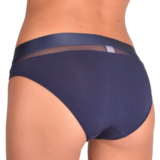Dámské kalhotky Tommy Hilfiger tmavě modré (UW0UW00022 416)