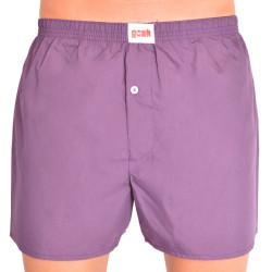 Pánské trenýrky Gosh fialové