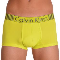 Pánské boxerky Calvin Klein iron strenght micro zelené