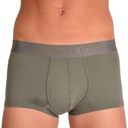Pánské boxerky Calvin Klein iron strenght micro khaki