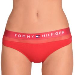 Dámské kalhotky bikini Tommy Hilfiger červené