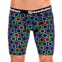 Pánské Boxerky Horsefeathers Sidney Boxer Shorts Long Condoms