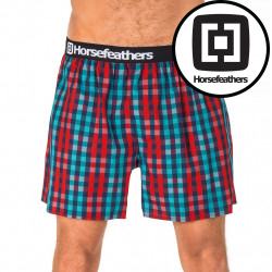 Pánské trenky Horsefeathers Apollo boxer shorts dark blue