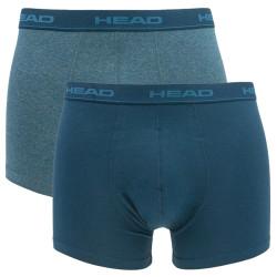 2PACK pánské boxerky HEAD modré (841001001 494)