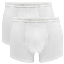 2PACK pánské boxerky HEAD bílé (841001001 300)