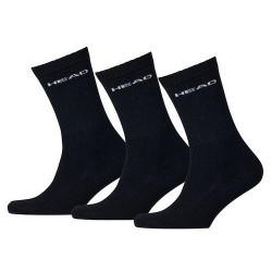 3PACK ponožky HEAD černé (751004001 200)