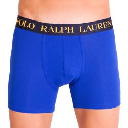 Pánské boxerky Ralph Lauren boxer brief modré s logem