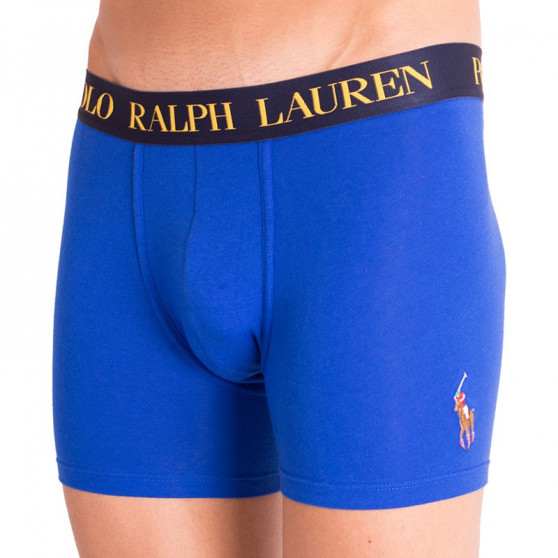 Pánské boxerky Ralph Lauren modré (714662049004)