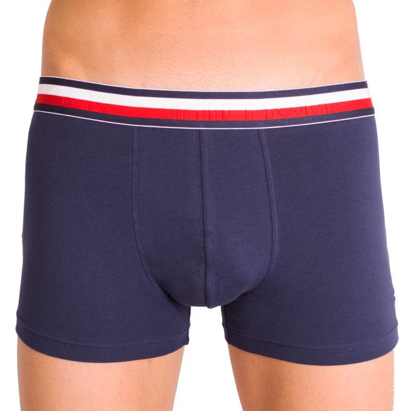 Pánské boxerky Tommy Hilfiger modern stripe tmavě modré M