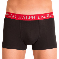 Pánské boxerky Ralph Lauren černé s logem