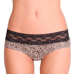Dámské kalhotky Victoria's Secret hiphugger tygrované