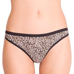 Dámská tanga Victoria's Secret tygrované
