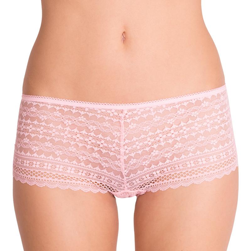 Dámské kalhotky Victoria's Secret shortie pink S