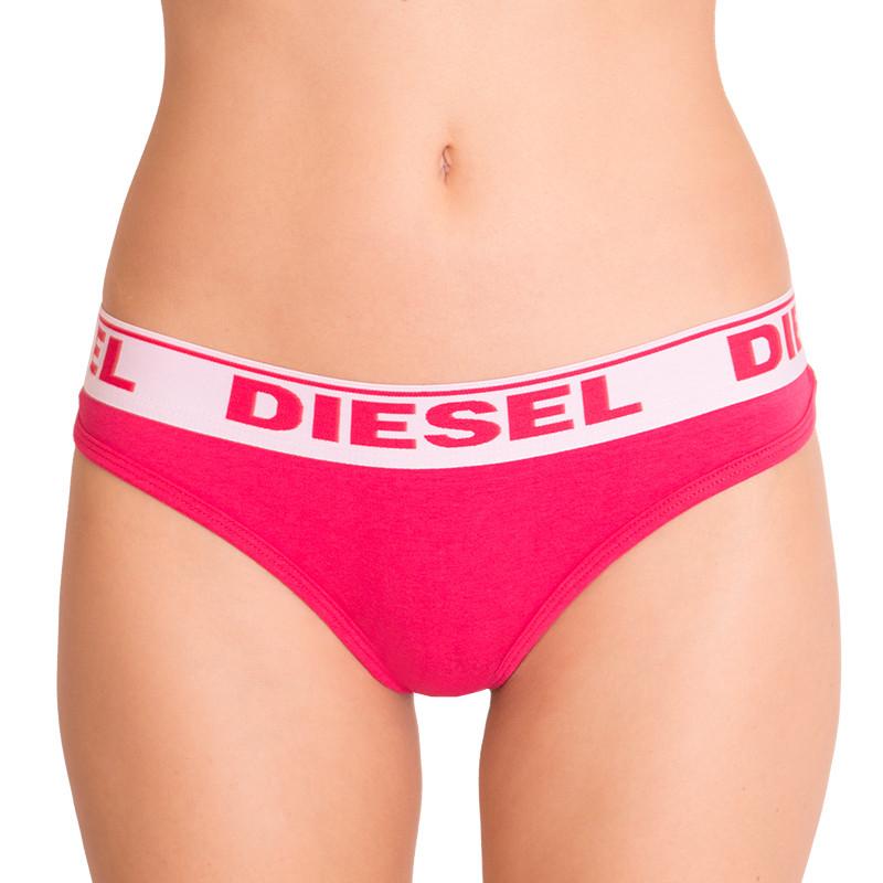 Dámské tanga Diesel stars perizoma červené S