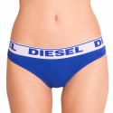 Dámská tanga Diesel modrá (00CP9G-0HAFK-8CR)